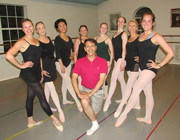 adult beginner ballerina lessons