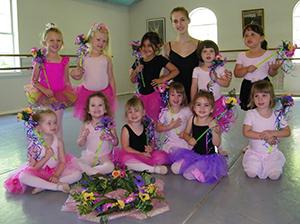 7d47f4e79 Pre-Ballet Lessons Preschool Kindergarten - Ballet Norman OK ...
